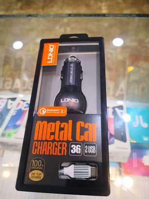 Metal Car Charger Fast Charger