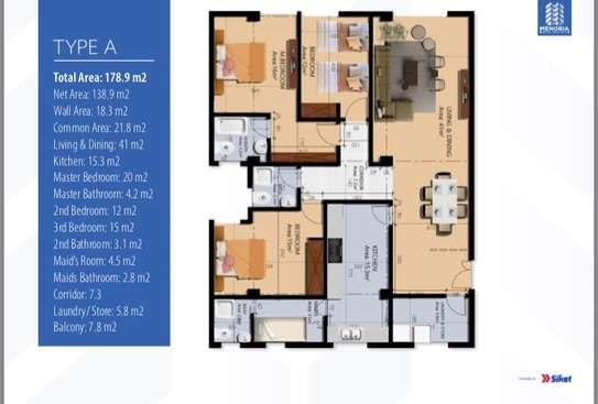 204 Sqm Luxury Apartment For Sale image 2