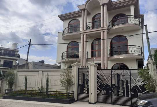 300 Sqm Luxurious G+2 House With Basement For Rent