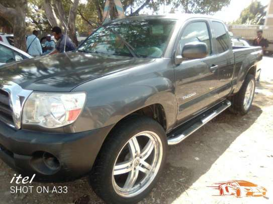 2011 Model- Toyota Tacoma
