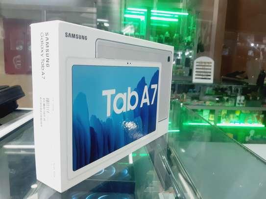 Samsung Tab A7 image 1