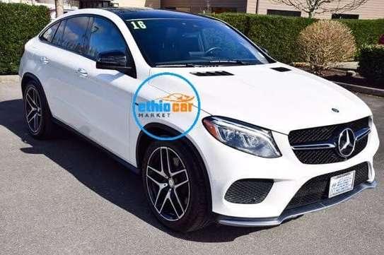 2016 Mercedes -Benz AMG GLE 43 4Matic image 1