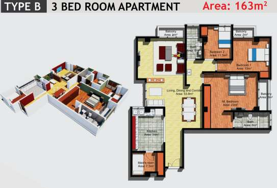 JAMBO REAL ESTATE 1 & 2 BEDROOM APARTMENT image 11
