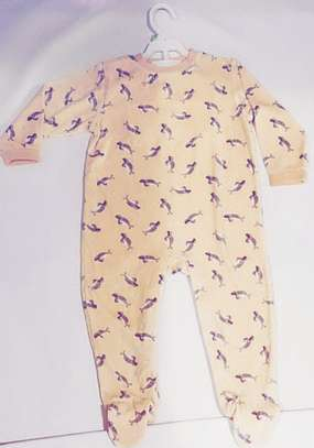 Baby's Sleeping Suit