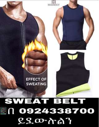 Sweat belts