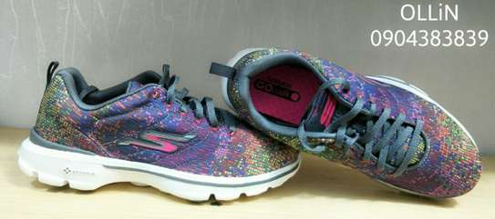 Sketchers Type(Colorful Purple) image 1