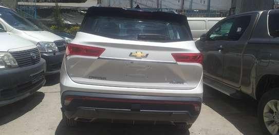 2021 Model Chevrolet Captiva image 3