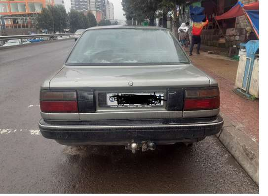 1991 Model-Toyota Weyane DX