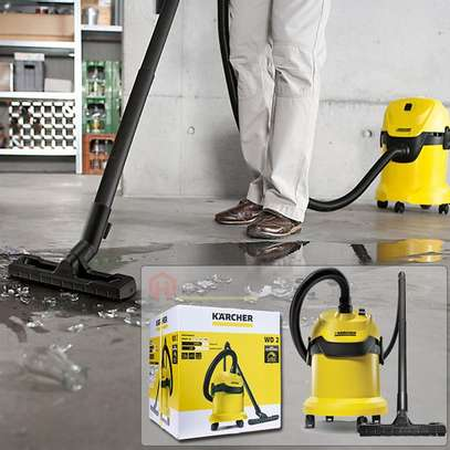 Karcher WD 3 Wet and Dry Vacuum Multipurpos