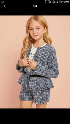 Kids Short with Jacket