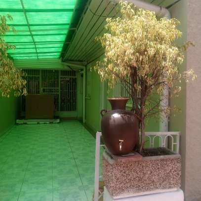 Furnished House for rent in bole homes compound image 2