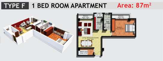 JAMBO REAL ESTATE 1 & 2 BEDROOM APARTMENT image 7