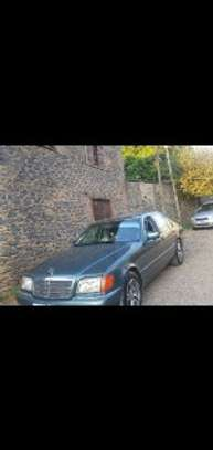 1996 Model Mercedes Benz S280 image 3