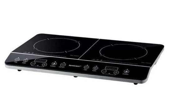 Silver Crest Touch Screen     Digital Stove