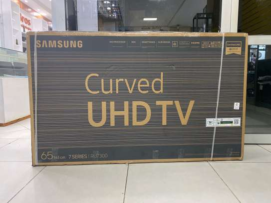 SAMSUNG UHD Curved TV (2019 )