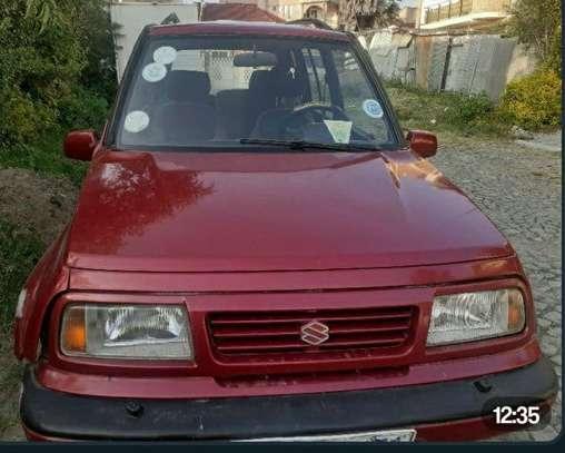 1992 Model Suzuki Vitara image 1