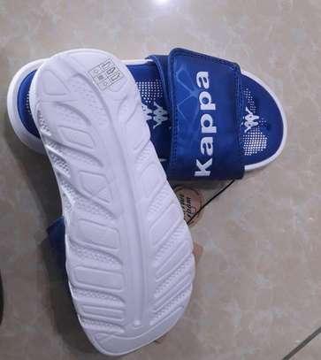 Blue New Fashion Kids Kappa Shoes