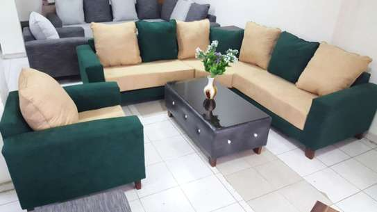 042  L Shape Sofa image 2