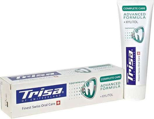 Trisa Complete Care Toothpaste