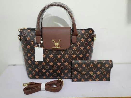 2 in 1 LV Handbag