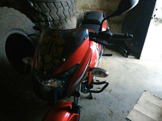 Plusar Motorcycle