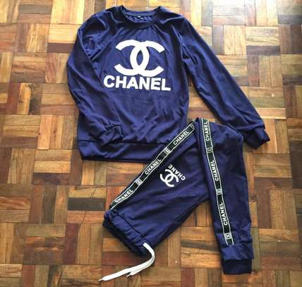 Chanel Women's Sweat Set