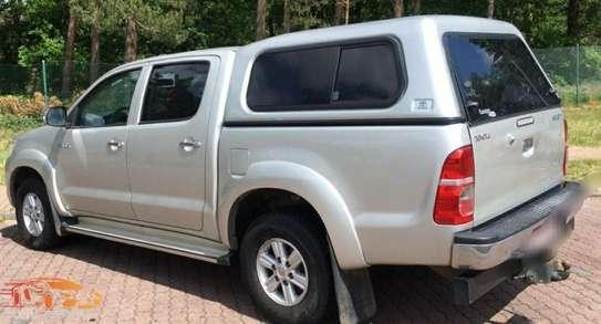 2012 Model Toyota Hilux