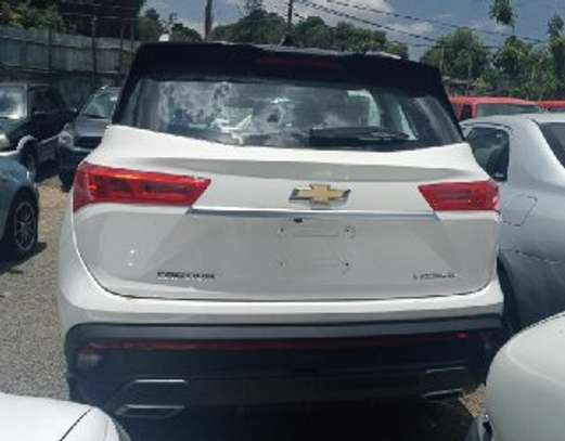 2021 Model Chevrolet Captiva image 3