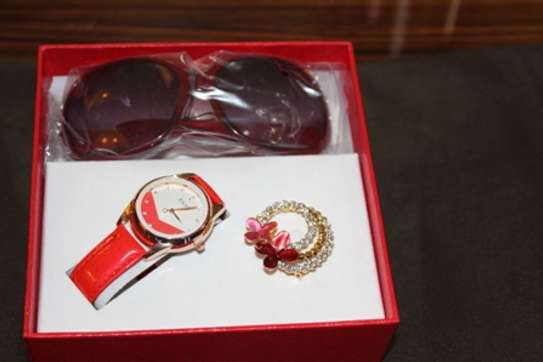 Sun Glass + Watch Set For Gift