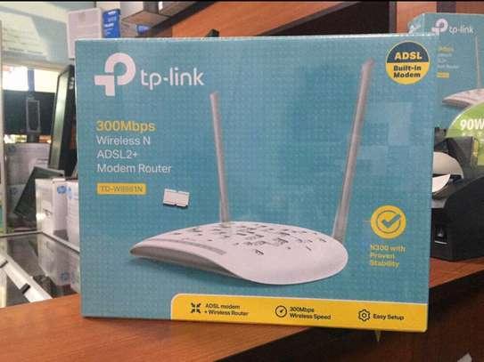 Tp Link Adsl2+ Modem Router image 1