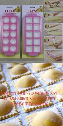 Fliya Cookie Cutter And Stamp
