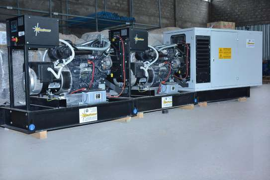 Iveco Generator Silent Type (Italy Made )