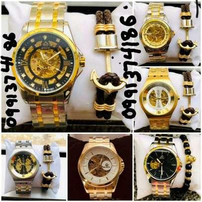SWL Automatic Watch image 1