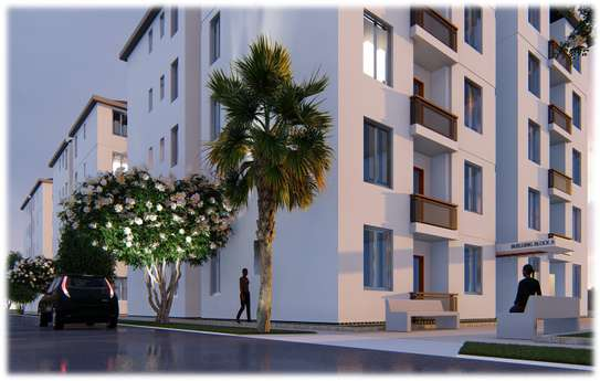 2 bedroom modern apartment for sale image 2