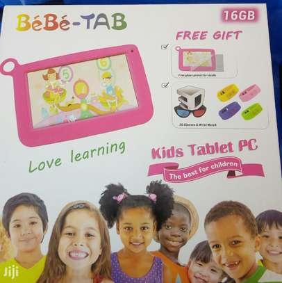 Bebe kids Tablet 7inch WiFi 16gb storage 1gb Ram brand new image 1