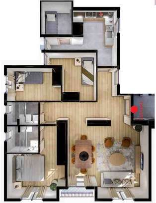117 Sqm Apartment For Sale (Yerer Homes) image 6