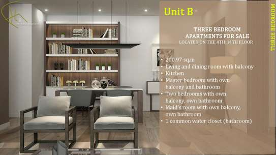 Luxury Downtown Apartment for sale image 3
