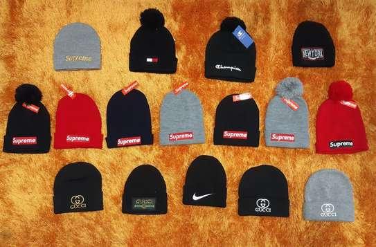 Brand Sweater Caps