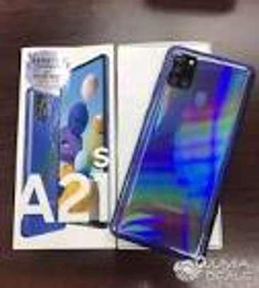 samsung galaxy A21s 4 gb ram 64 gb brand new image 1
