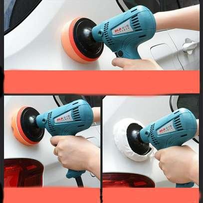 Car Polishing  የመኪና መወልወያ