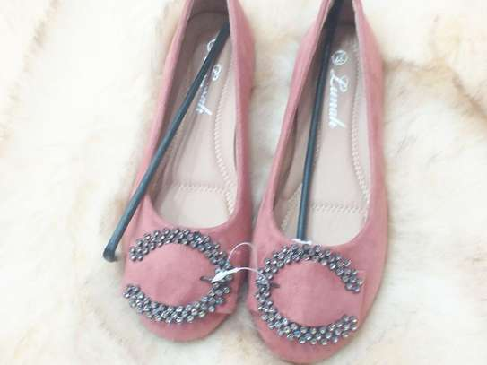 Assorted Colors Flat Shoes