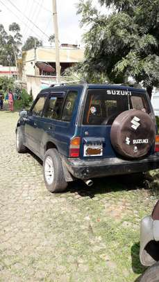 1997 Model-Suzuki Vitara image 2