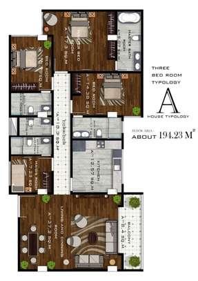 194 Sqm Apartment For Sale image 3