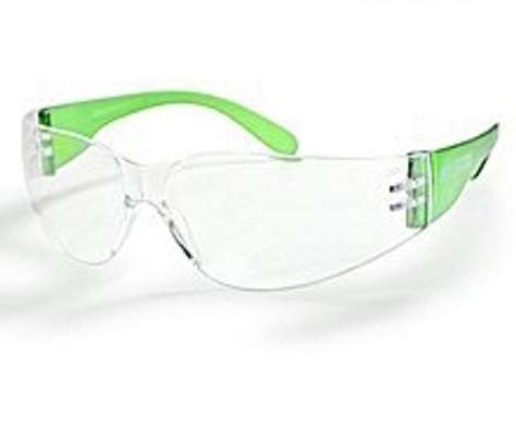 Eye Protection Safety Glasses Multicolor (x2)
