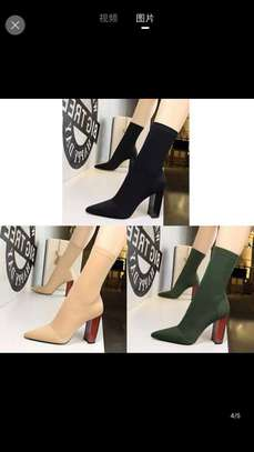 Assorted Colors Boots