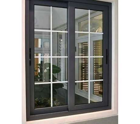Modular Aluminum Window