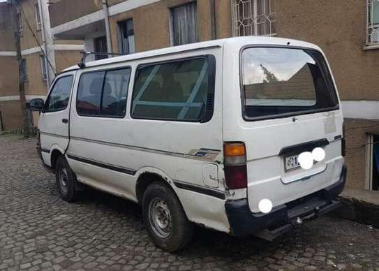 1992 Model-Toyota Hiace 2lt