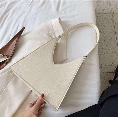 Ladies Chic and Edgy Handbag