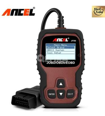 Car Mini OBD Fault code Reader-Diagnostics