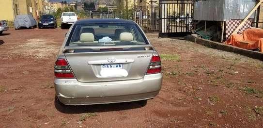 2003 Model-Toyota Corolla image 4